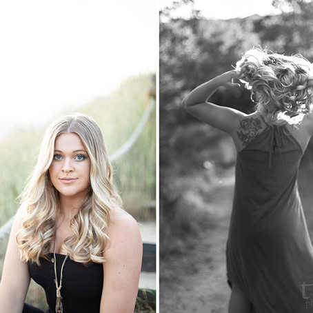 Early summer Senior Portraits w/ Kayla & Max | Boise Senior Photographer | Boise Idaho Photographer