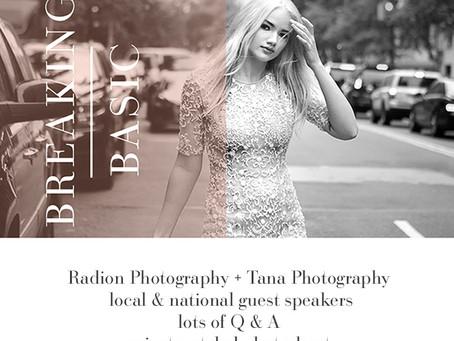 Wedding Photography Workshop in Boise, Idaho Oct 2nd! | Boise Wedding Photographer