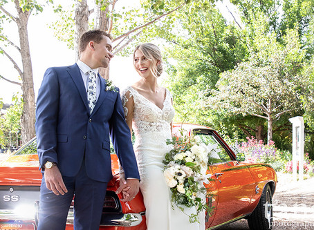 Preview of Floral Driven Wedding in Boise, Idaho at Alpine Ponds / Boise Wedding Photographer