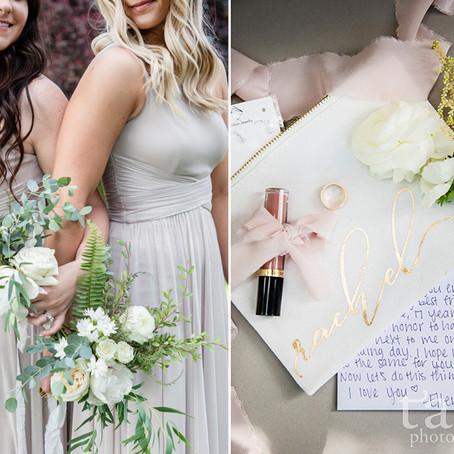 Floral Driven Summer Wedding in Boise, Idaho at Alpine Ponds  Boise Wedding Photographer