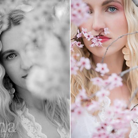 Model, Danielle, in Boise's North End...Hello April / Boise Model Photographer
