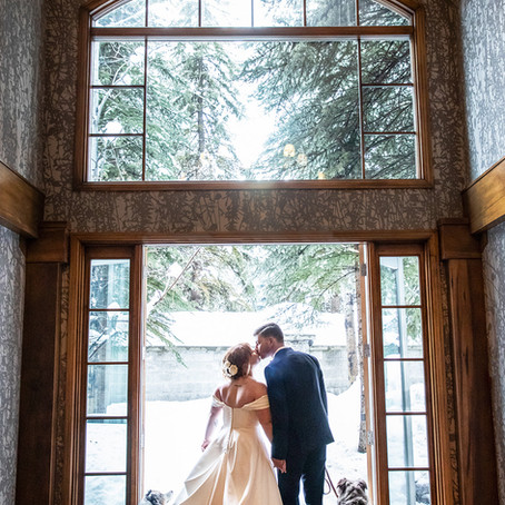 Preview! Megan & Ryan's winter wedding at Shore Lodge, McCall ID | Idaho Wedding Photographer