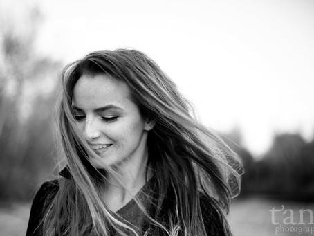 High School Senior Photos for Haleigh | Boise Portrait Photographer