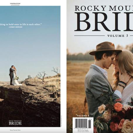 Rocky Mountain Bride Magazine Gem Collection   Styled Shoot   Boise Wedding Photographer