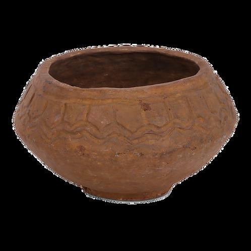India Bowl Rust