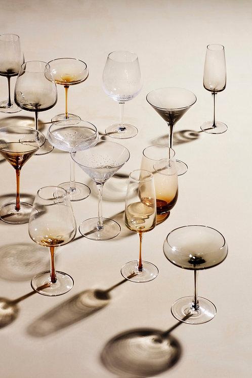 Broste Bubble Red Wine Glass