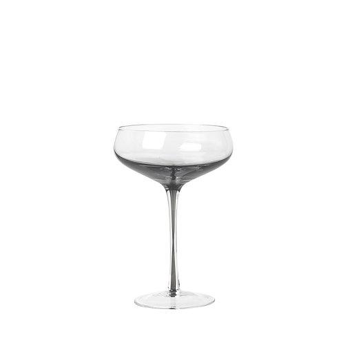 Broste Smoke cocktail glass set of 4