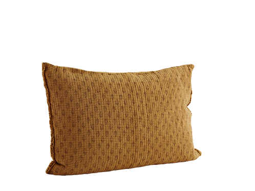 printed cushion with filler