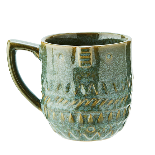 Face imprinted mug