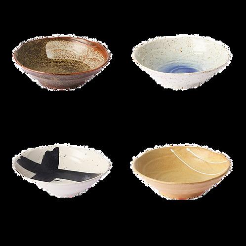 Bali Bowls set of 4