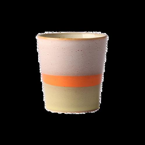 70s coffee mug