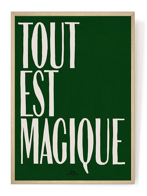 HOTEL MAGIQUE - Tout est Magique