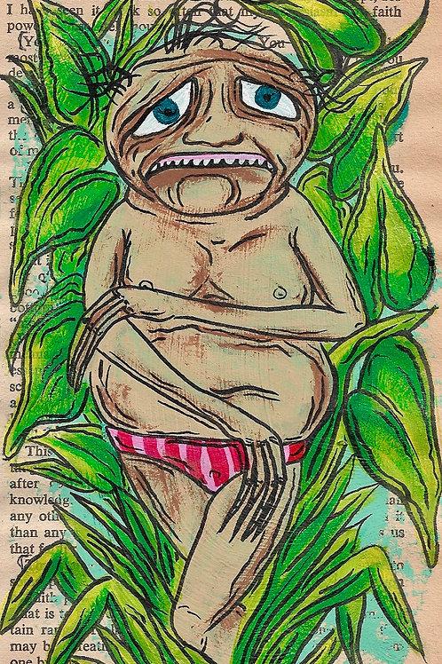 Fatty Pin-Up Rainforest