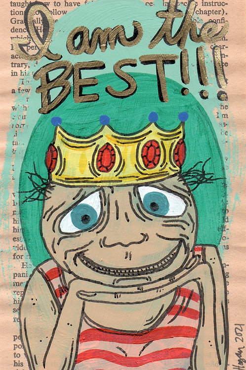 I Am The Best!!!