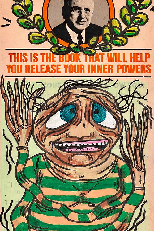 This Is The Book That Will Help You Release Your Inner Powers