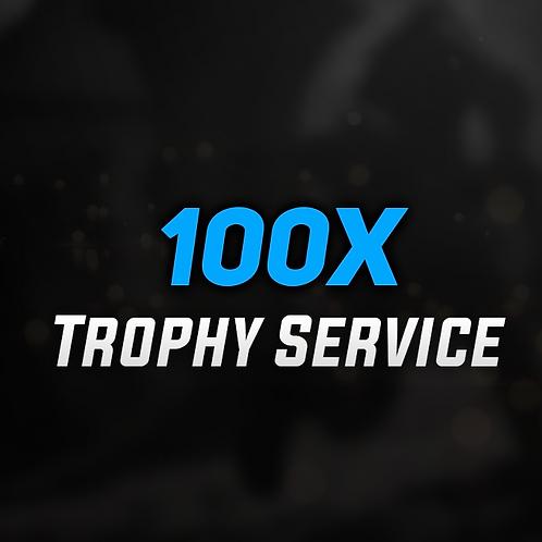 100x Platinum Trophy Games