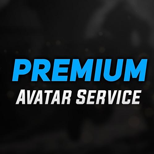 PSN Premium Avatar