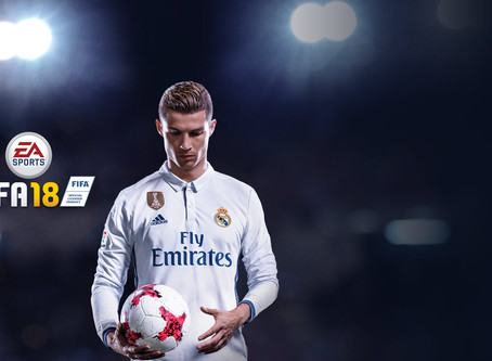 FIFA 18 Platinum Now Available