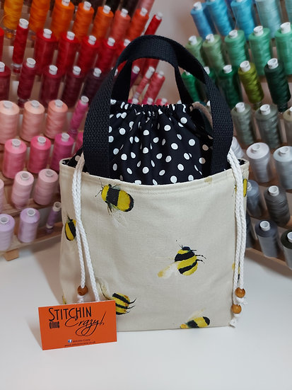 Bee Large Lunch Bag
