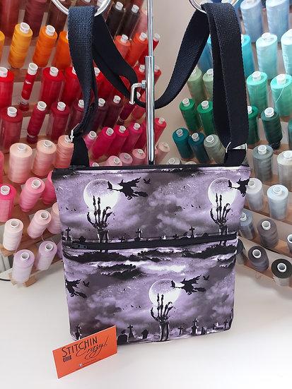 Witch Square Crossbody Bag