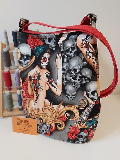 Skull Cross Body Bag