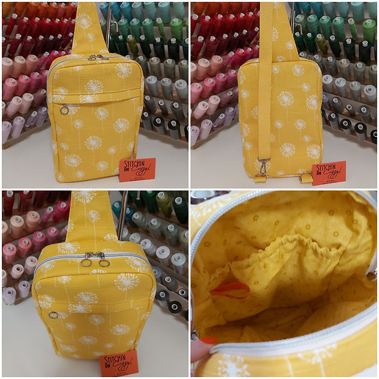 Yellow Daytrip Backpack