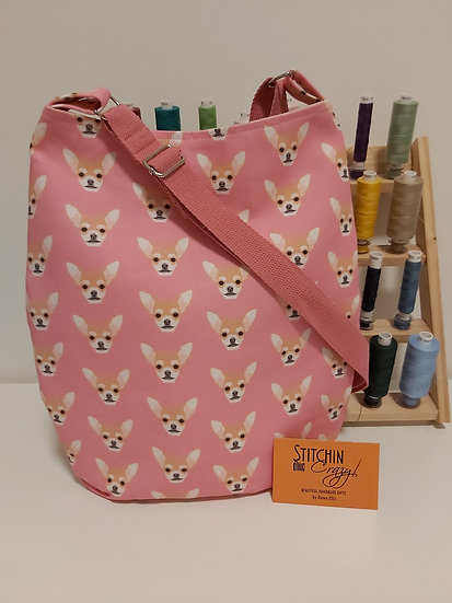 Chihuahua Cross Body Bag