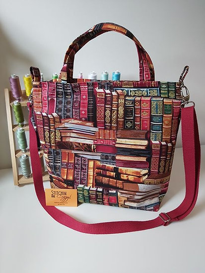 Georgia Carry All Tote Mini - Library