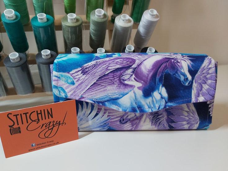 Pegasus Print Purse