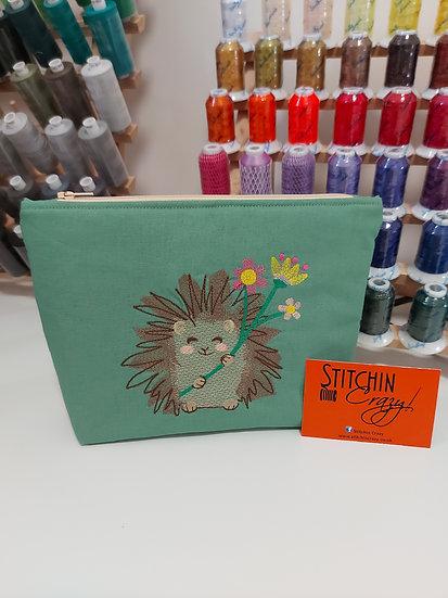 Hedgehog Make Up Bag