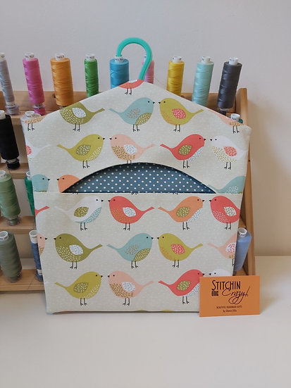 Bird Peg Bag