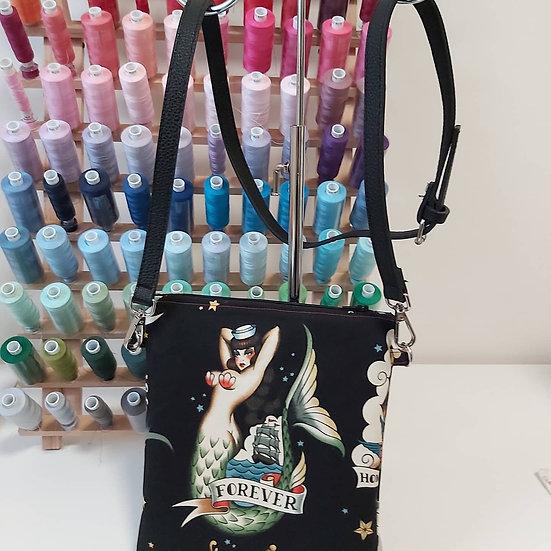 Mermaid Small Cross Body Bag