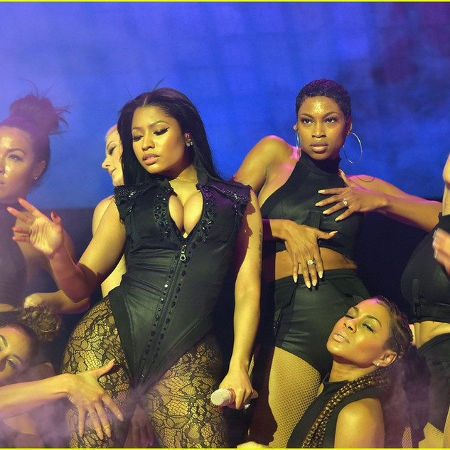 NICKI MINAJ feat. BEYONCE: Feelin Myself