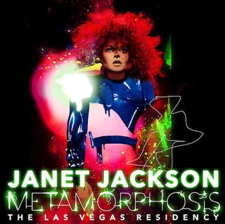 Janet Jackson: METAMORPHOSIS Vegas Residency