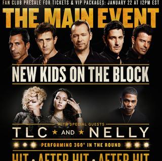 TLC: THE MAIN EVENT TOUR