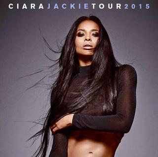 Ciara: JACKIE TOUR