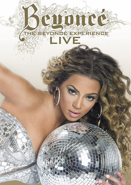 Beyonce:THE BEYONCE EXPEIENCE LIVE TOUR