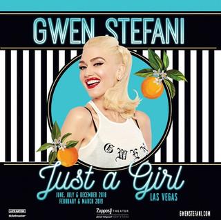 Gwen Stefani: JUST A GIRL Vegas Residency
