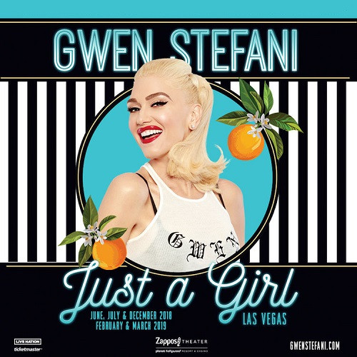Gwen Stefani: JUST A GIRL Vegas Residency