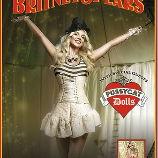 Britney Spears: CIRCUS TOUR