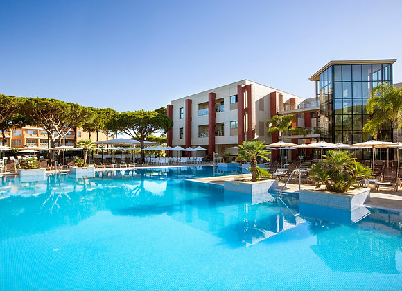 Pack MotoGP Jerez en Hotel Barrosa Park/Garden****