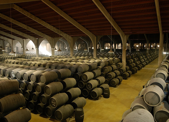 Visit our Bodegas in  Marco de Jerez