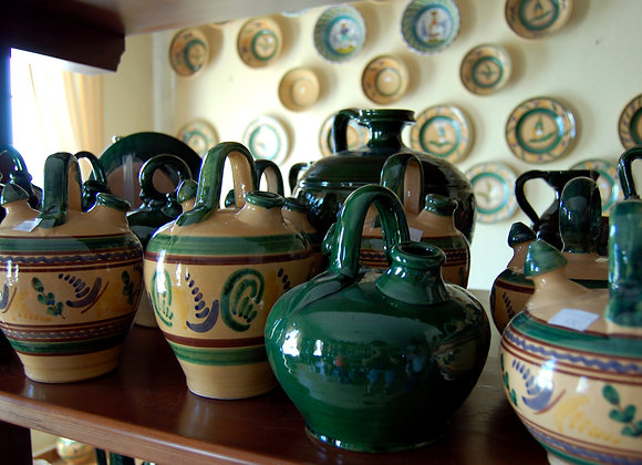 Nuestra artesanía y folklore