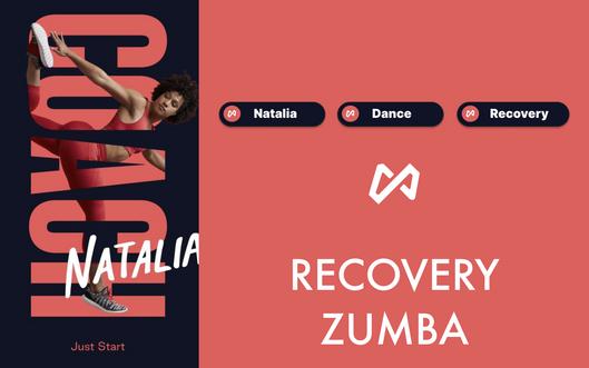 Natalia's Rocovery Zumba