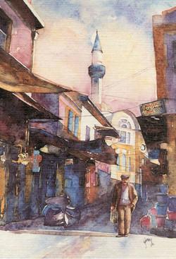 Kemeralti street scene