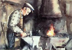Blacksmith -2-
