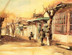 Street in Manisa