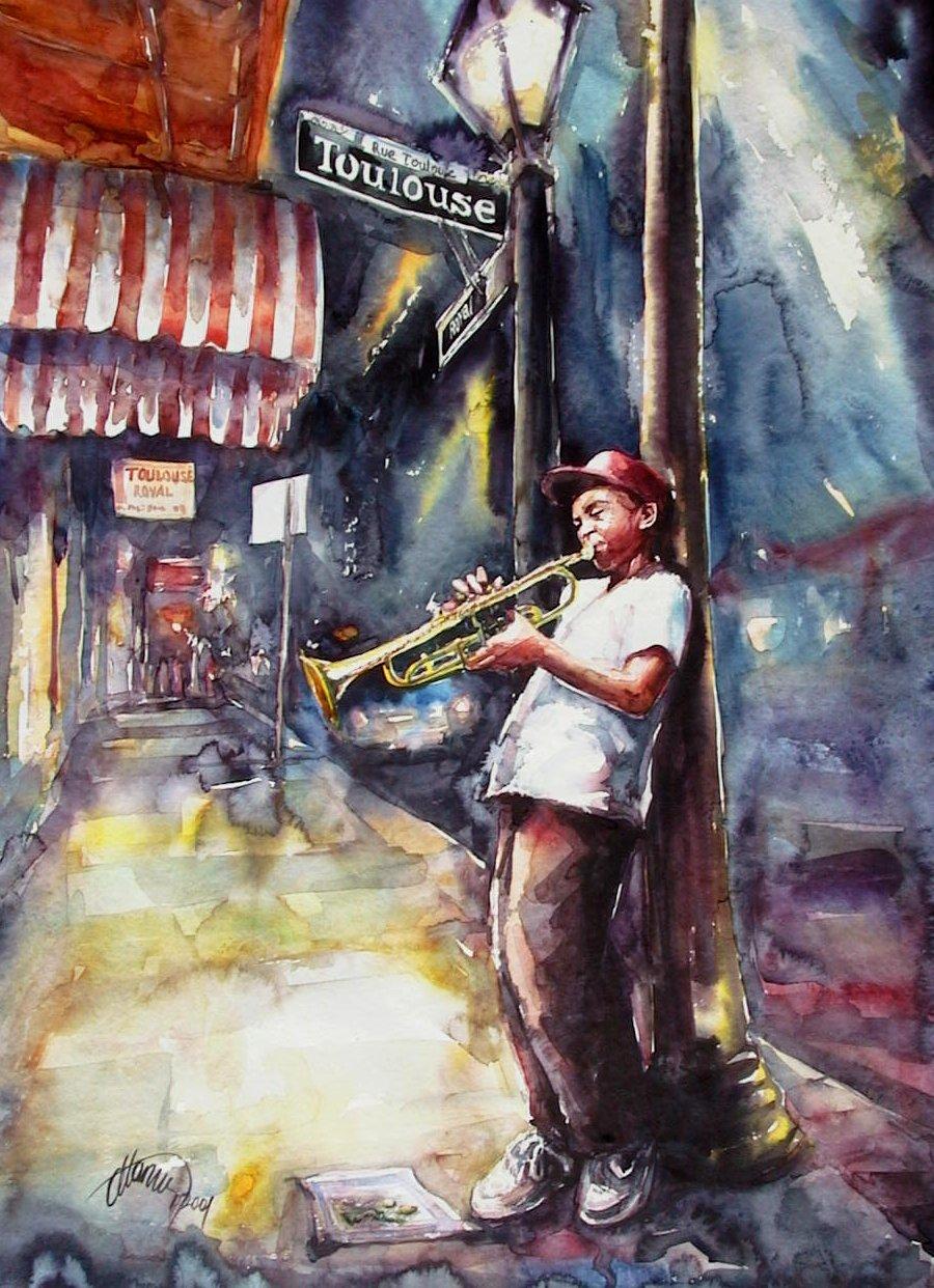 jazz boy