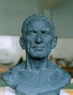 Atanur's Father head 53x40x20 cm
