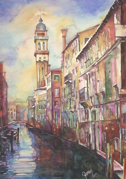 Canel_and_tower
